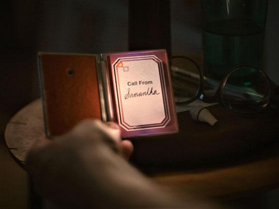 na zdjęicu jest kadr z filmu Ona