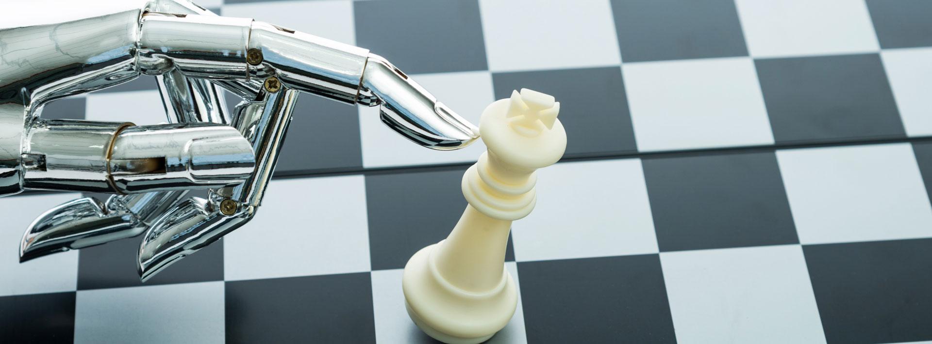 Od szachów do AlphaGo