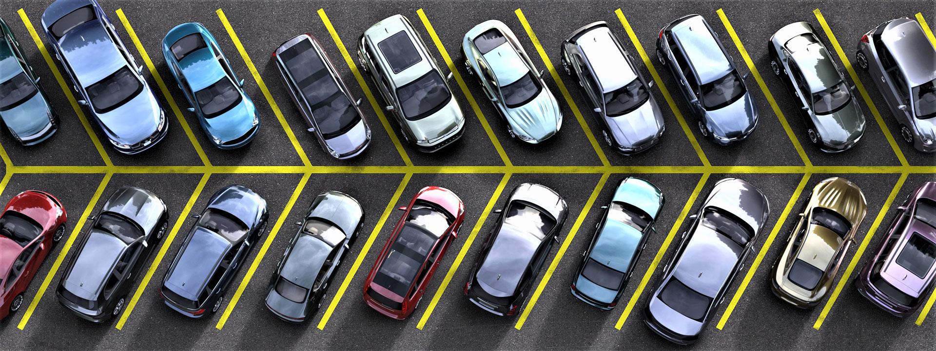 Inteligentny parking w Gdańsku