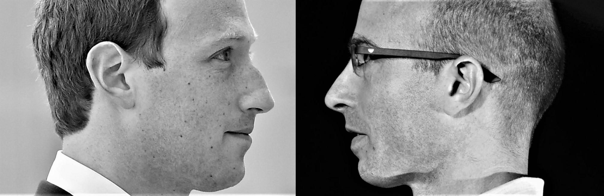 Zuckerberg v. Harari: Czy to jest świat, którego chcemy?