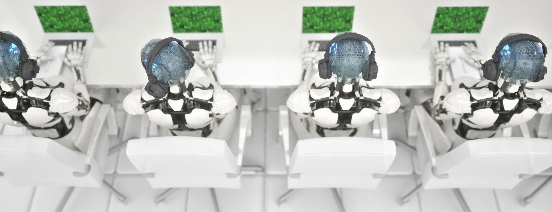 Co cię nie zautomatyzuje, to cię wzmocni. Robotyzacja dla innowacji: seminarium DARWIN 2019